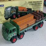 09801 Corgi ERF Brewery John Smiths Delivery Truck Set 1:50@SOLD@